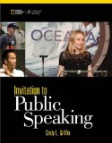 Invitation to Public Speaking: National Geographic, Branded Edition  2014 edition cover