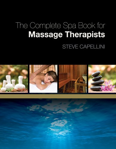 Complete Spa Book for Massage Therapists   2010 edition cover