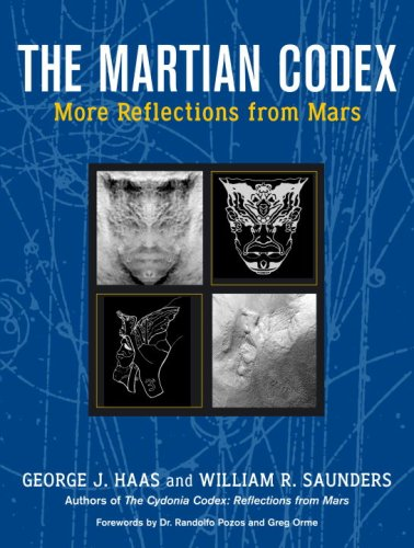 Martian Codex More Reflections from Mars  2009 9781556438141 Front Cover