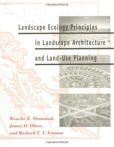 Landscape Ecology Principles in Landscape Architecture and Land-Use Planning Seeking a Balance in Western Water Use 2nd 1996 edition cover