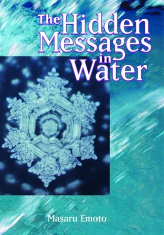 Hidden Messages in Water   2004 edition cover