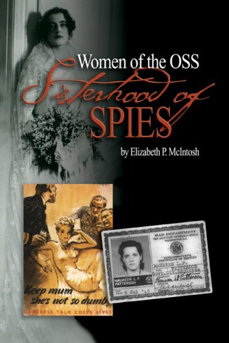 Sisterhood of Spies   2009 edition cover
