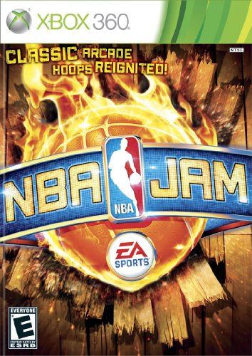 NBA Jam - Xbox 360 Xbox 360 artwork