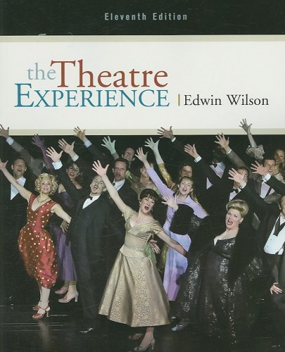 Theatre Experience  11th 2009 edition cover