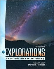 EXPLORATIONS:INTRO.TO ASTRON.- N/A edition cover
