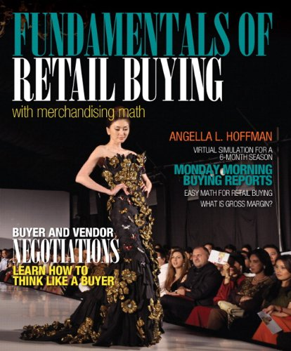 Fundamentals of Merchandising Math and Retail Buying   2012 (Revised) edition cover