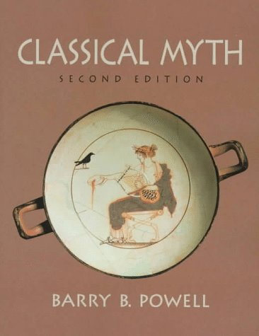 Classical Myth  2nd 1998 9780137167142 Front Cover
