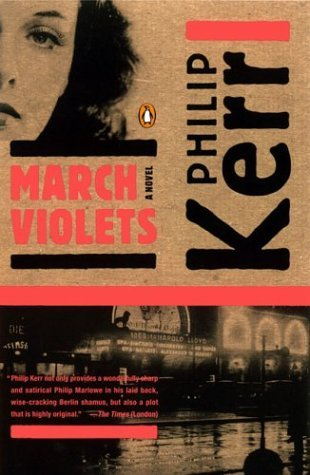 March Violets   2004 edition cover