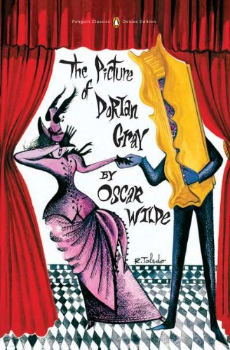 Picture of Dorian Gray   2010 (Deluxe) edition cover