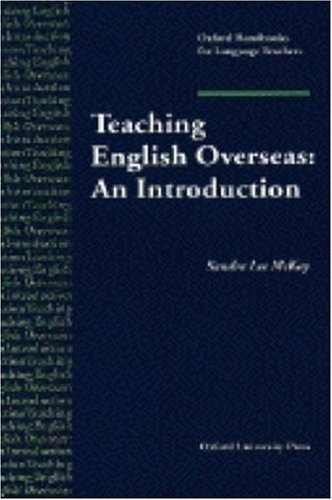Teaching English Overseas An Introduction  1992 edition cover