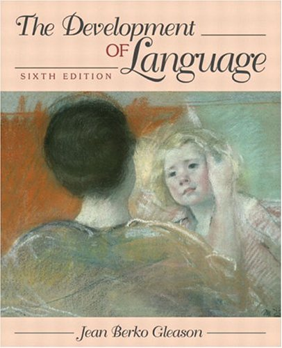 Development of Language  6th 2005 (Revised) edition cover