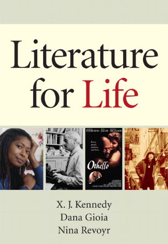 Literature for Life   2013 (Revised) edition cover