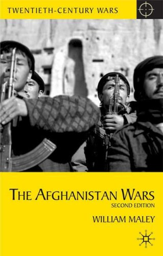 Afghanistan Wars  2nd 2009 (Revised) 9780230213142 Front Cover