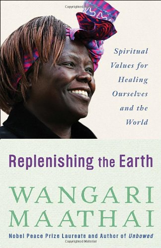 Replenishing the Earth Spiritual Values for Healing Ourselves and the World  2010 edition cover