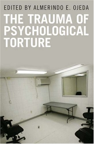 Trauma of Psychological Torture   2008 edition cover