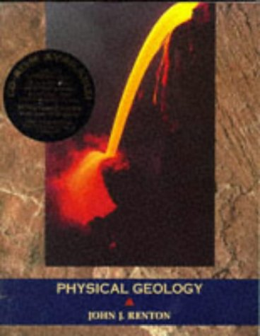 Physical Geology 1st 9780314025142 Front Cover