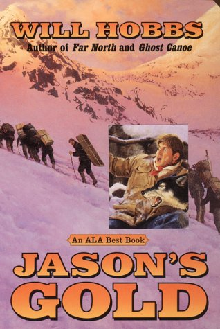 Jason's Gold   2001 edition cover