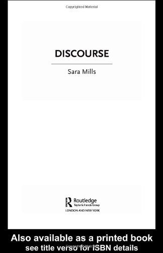 Discourse  2nd 2004 (Revised) edition cover