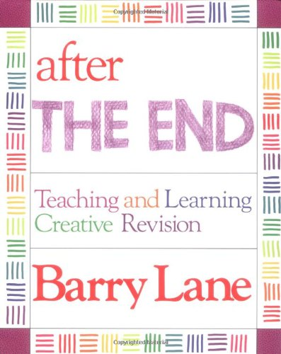 After the End Teaching and Learning Creative Revision  1992 edition cover