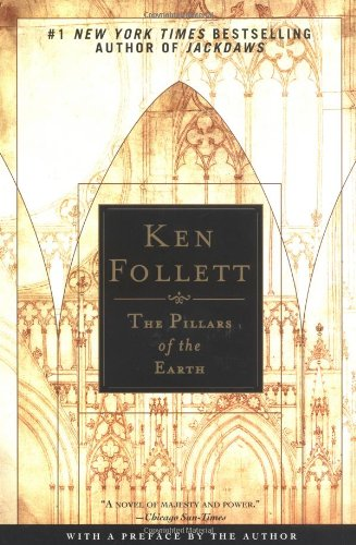 Pillars of the Earth   1989 edition cover