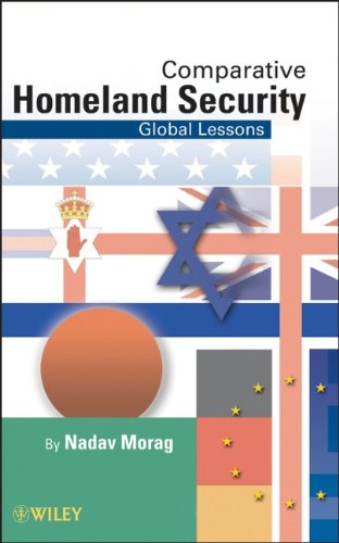 Comparative Homeland Security Global Lessons  2011 9780470497142 Front Cover