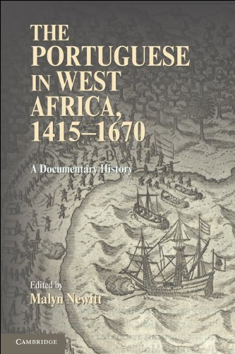 Portuguese in West Africa, 1415-1670 A Documentary History  2010 edition cover