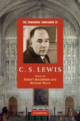 Cambridge Companion to C. S. Lewis   2010 edition cover