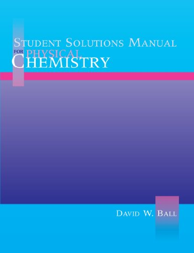 Physical Chemistry   2003 9780534397142 Front Cover