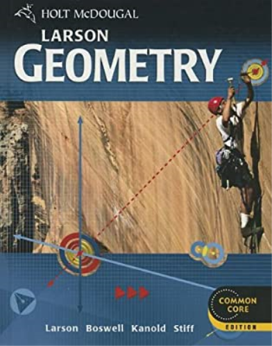 Geometry   2011 (Student Manual, Study Guide, etc.) 9780547647142 Front Cover