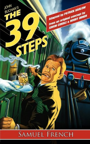39 Steps   2009 edition cover