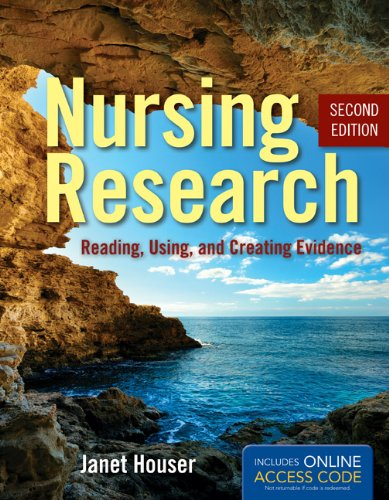 Nursing Research Reading, Using, and Creating Evidence 2nd 2012 (Revised) 9780763780142 Front Cover