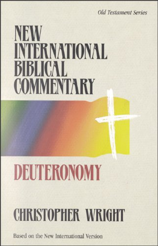 Deuteronomy  N/A edition cover
