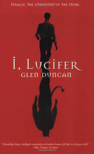 I, Lucifer   2002 edition cover