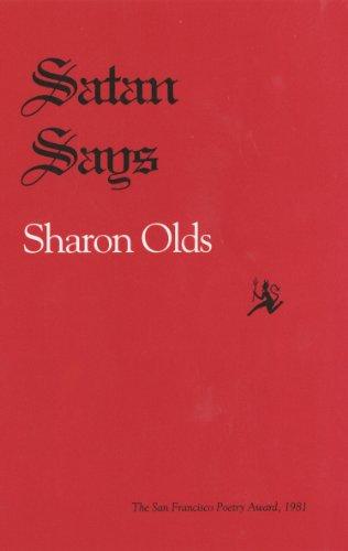 Satan Says   1980 edition cover
