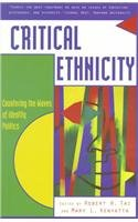 Critical Ethnicity Countering the Waves of Identity Politics  1999 edition cover