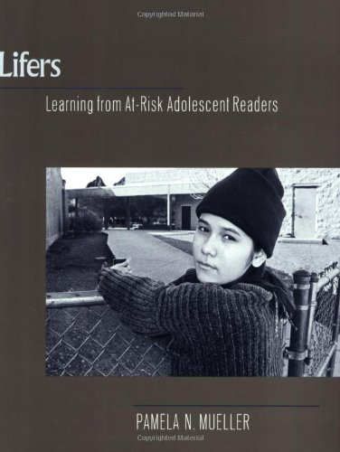 Lifers Learning from At-Risk Adolescent Readers  2001 edition cover