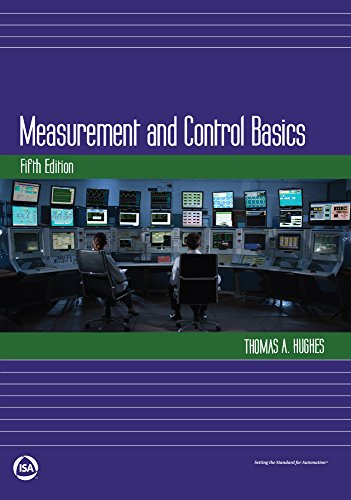 Measurement and Control Basics  5th 2015 edition cover