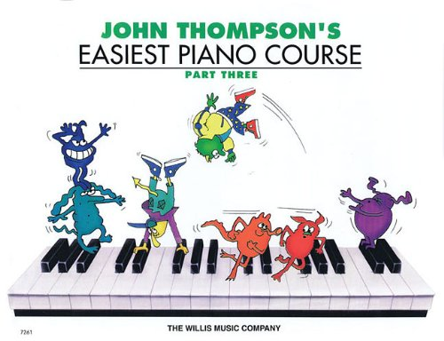 John Thompson's Easiest Piano Course  N/A edition cover