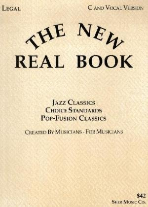 New Real Book 1st edition cover