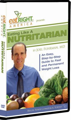 Eating Like a Nutritarian:   2010 edition cover