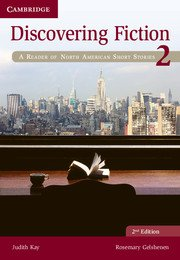 Discovering Fiction Level 2 Student's Book A Reader of North American Short Stories 2nd 2012 edition cover