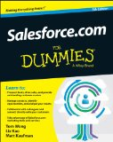 Salesforce. Com for Dummies�  5th 2013 edition cover