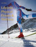 Lifetime Physical Fitness and Wellness: A Personalized Program  2014 9781285733142 Front Cover