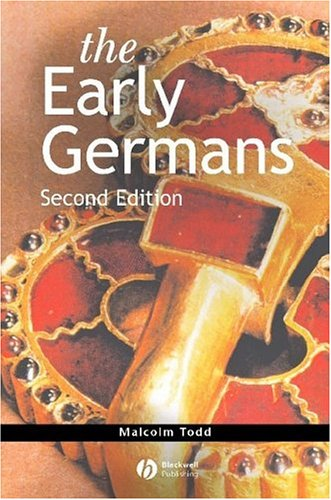 Early Germans  2nd 2004 (Revised) edition cover
