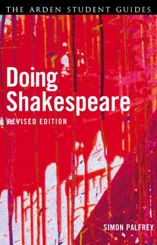 Doing Shakespeare  2nd 2011 (Revised) edition cover
