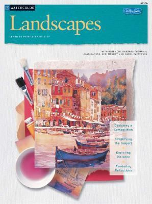Watercolor: Landscapes   2002 9781560106142 Front Cover