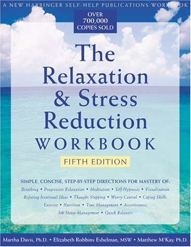 Relaxation and Stress Reduction  5th 2000 (Revised) edition cover