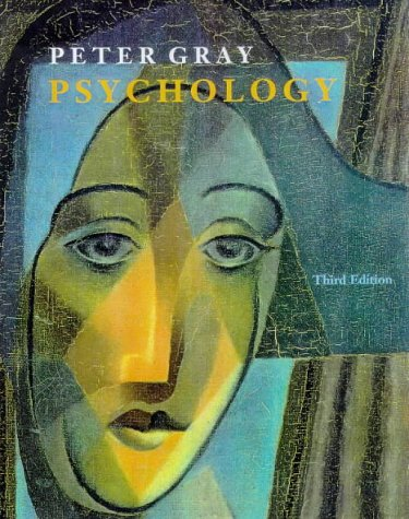 Psychology  3rd 1998 9781572594142 Front Cover