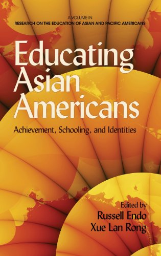Educating Asian Americans: Achievement, Schooling, and Identities  2013 edition cover