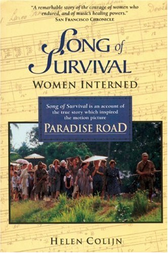 Song of Survival Women Interned N/A edition cover
